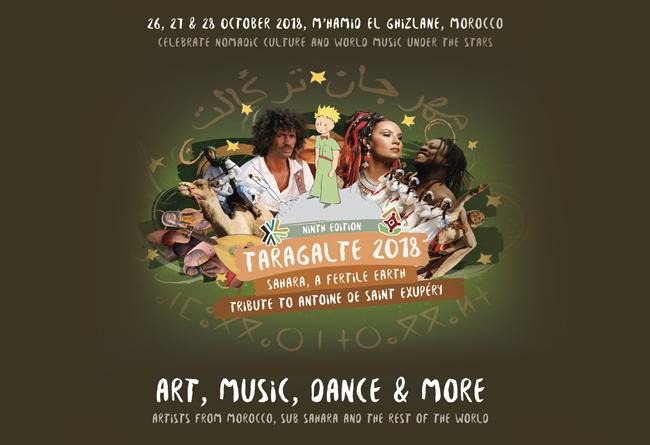 """Résultat de recherche d'images pour """"Le festival de musiques de Taragalte"""""""