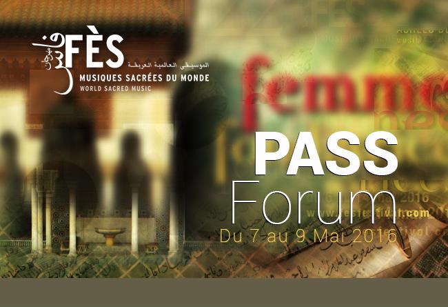 Ticket de musique du festival vierge